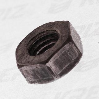 Гайка черная шестигранная DIN 934 купить в Крепиз