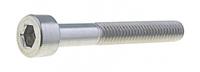 Крепежный винт DIN 912 с внутренним шестигранником и цилиндрической головкой