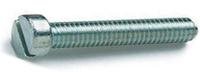 Крепежный винт ГОСТ 1491-80 с цилиндрической головкой